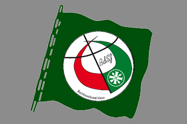Bezirksfahnenschwenken 2019 in Hassum